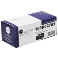 Картридж Xerox Phaser 6020, 6022, WC 6025, 6027 (NetProduct) 106R02763, 2K, Bk